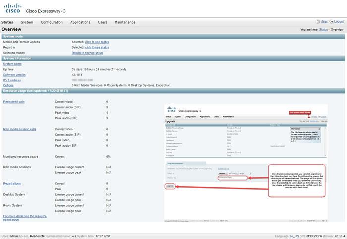 کرک نرم افزار Cisco TelePresence Video Communication Server (VCS)